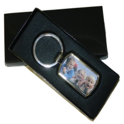 Premium Key Ring rectangle