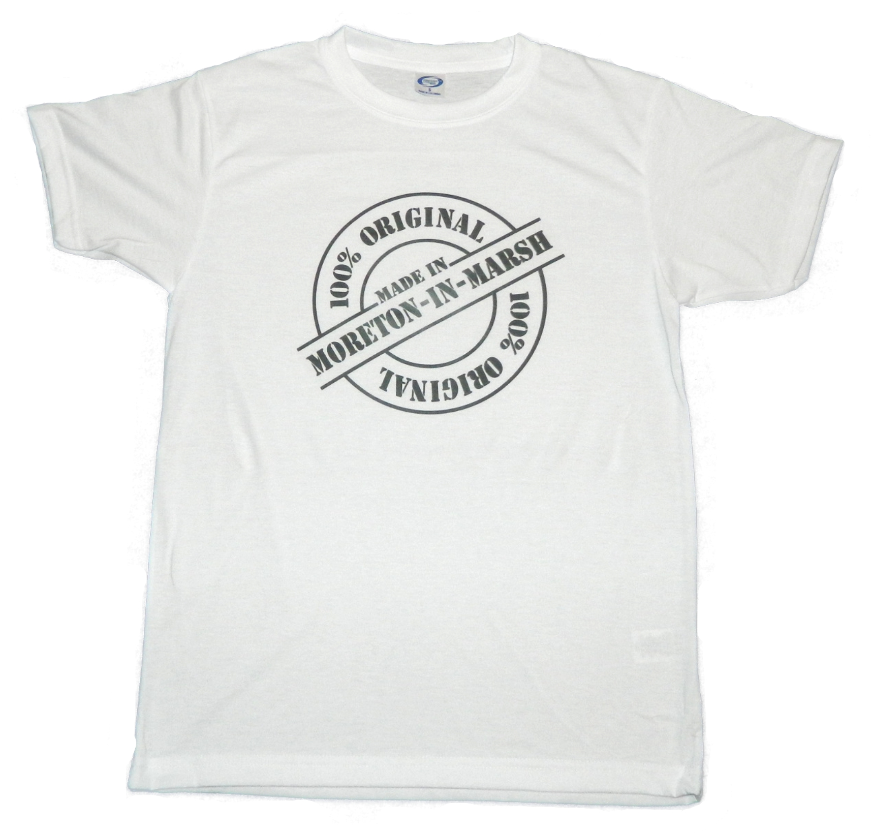 100% Original T-Shirt - White