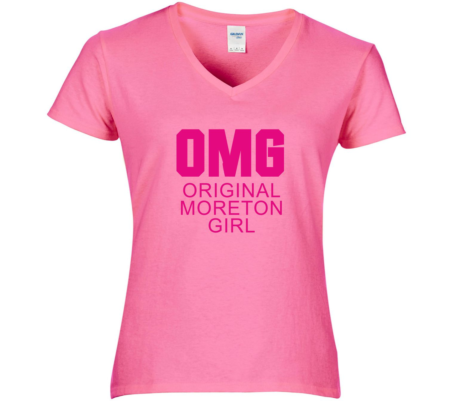 OMG Ladies T Shirt